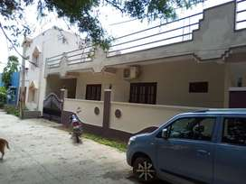 Individual 2bhk Fully furnished House for Lease #13,50000/-