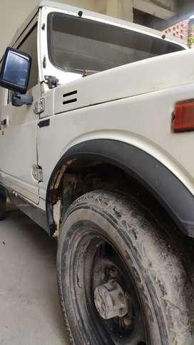 Maruti Suzuki Gypsy ,Hard top ,with spl. gear,Petrol Well Maintained