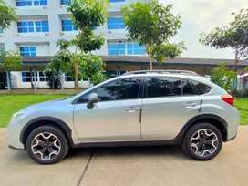 Subaru Xv 2013 pemakai bukan pedagang tanpa perbaikan asuransi ACA