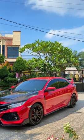 HONDA CIVIC TURBO HATCHBACK 2017 + body kit type R