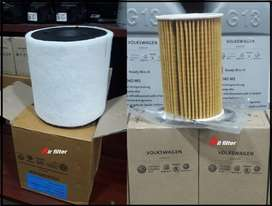 *Skoda, Volkswagen Original Oil Filters & Air Filters Available