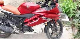 Yamaha YZF R 53000 Kms 2013 year