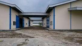 Gudang Milenium Tiga Raksa ( 85x125 ) Tangerang