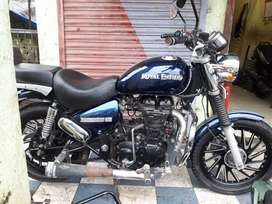 THUNDERBIRD 500CC FULL INSURANCE FIRST OWNER VERY GOOD CONDITION