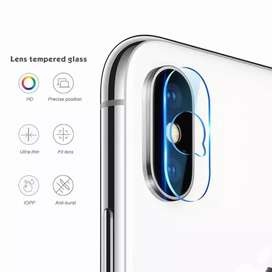Tempered Glass Camera