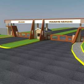 5 marla plot for sale PHA jalozai
