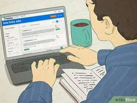 WORK FROM HOME. SIMPLE JOB WITH GOOD PAYMENT