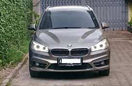 BMW 218i Luxury Gran Tourer, Nov Tahun 2015