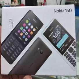 Nokia 150 Garansi resmi / baru segel gan