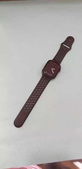 Jam Apple watch series 3 nike plus series tertinggi 40mm mantab