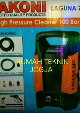 Mesin jet cleaner lakoni laguna 70, by makita