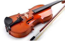 Pure Wodden Acoustic Violin