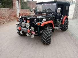 modification Jeep
