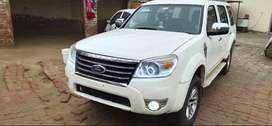 4X4 Ford endeavour sale