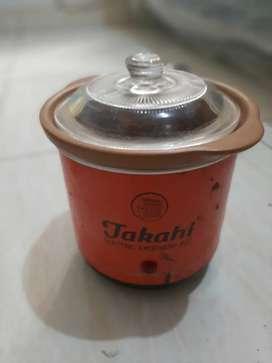 Takahi slow cooker 0.7L electric crockery pot