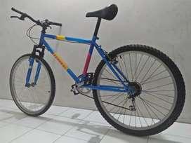 Sepeda model federal 26 frame jadul