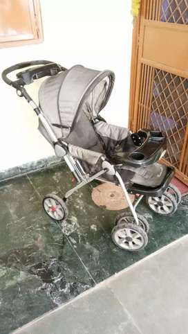 Baby pram with good condition
