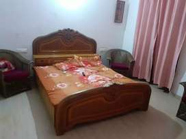 SEPRATE 2 BEDROOM FURNISHED SET AVAILABLE IN SUNIL PARK