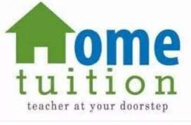 Home tution for 1 to 10th  standard stundents