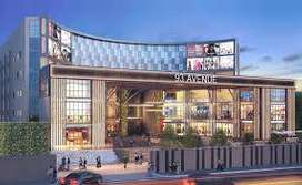 pre leased Retail space in mall