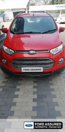 Ford Ecosport, 2015, Diesel