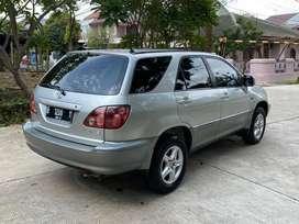 Dijual Toyota Harrier 3.0 AWD tahun 2000