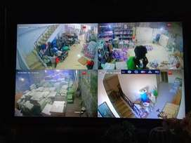 Ini guys hasil dari CCTV 2mp gambar kinclong #