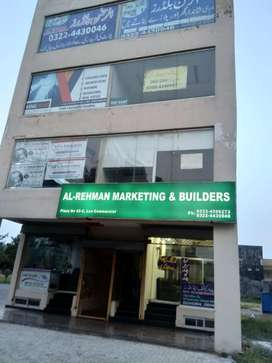 Basement Is Available For Rent In Bahria Orchard connar plaza
