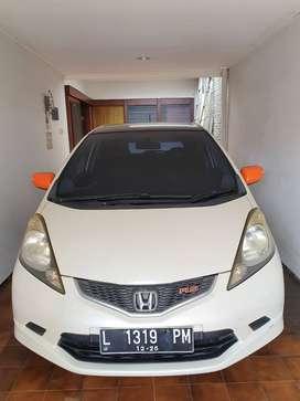 Honda Jazz RS 2010
