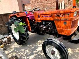 AL Ghazi tractor New condition 343 hours kms raning