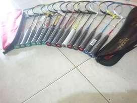 Badminton from home raket banyak bonus nya