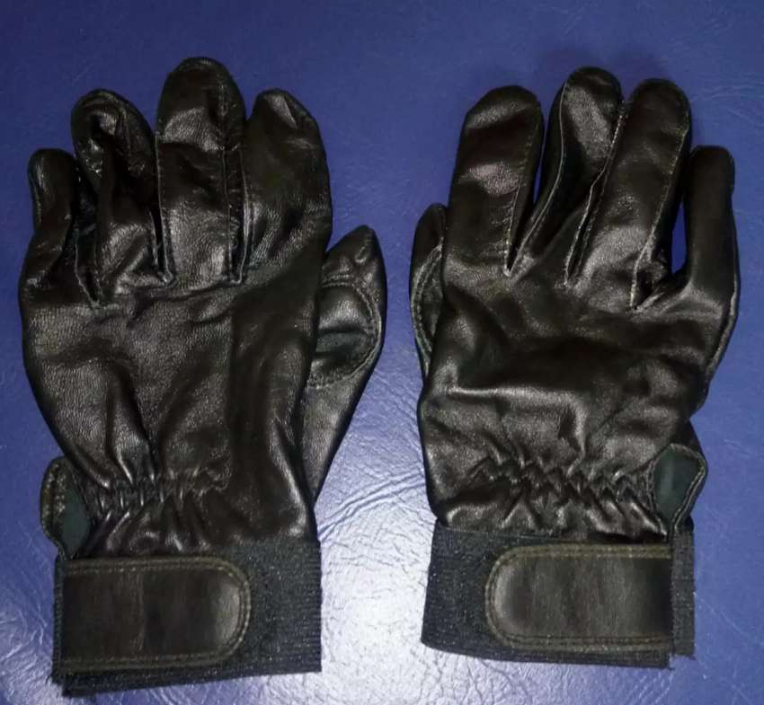 Sarung tangan motor kulit domba 0