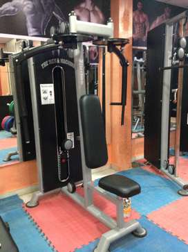 new branded gym equipment fitness machine setup manufacturer meerut