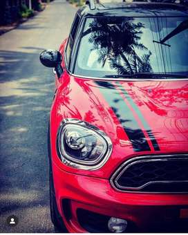 MINI COOPER S COUNTRYMAN JCW Inspired is the top petrol variant