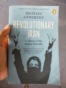 Buku Impor Revolutionary Iran by Michael Axworthy