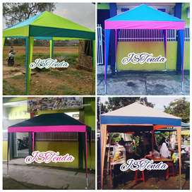 Tenda Cafe Praktis Bongkar Pasang