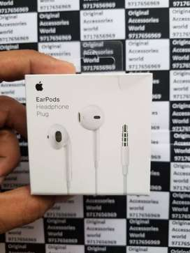 100% Original Apple Earpods Handsfree for iPhone 5/6/6s/7 Plus