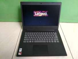 Laptop Lenovo Ideapad 130 Pemakaian baru 4bulan mulus seperti baru yah