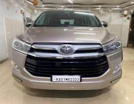 Toyota INNOVA CRYSTA 2.4 ZX Manual, 2018, Diesel