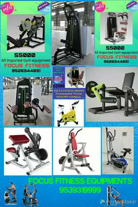 Home use fitness equipments available