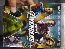 DVD film Avengers