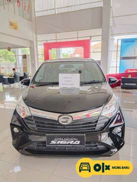 [Mobil Baru] DAIHATSU Sigra R MT 2021