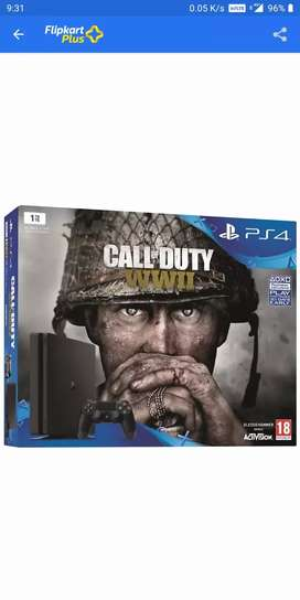 Sony play station 4 1tb COD edition