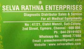 Office assistant wanted in chennai