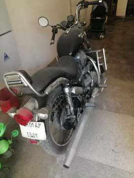 Well maintained Royal Enfield Thunderbird for Sale