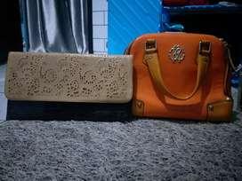 Dijual sepaket tas wanita