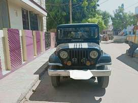 Mahindra Armada, 1993, Diesel
