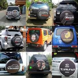 Cover Ban Serep Redy Honda CRV/Rush/Terios Katalog Sarung Ban Serep Mo
