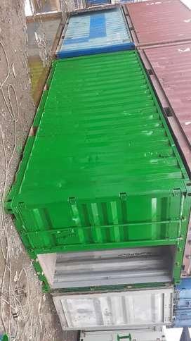 Container dry kosongan 20fit dan 40fit