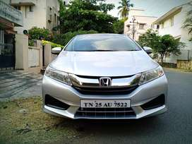 Honda City 1.5 V Manual Exclusive, 2014, Diesel